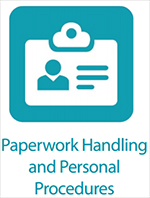 Paperwork handling in Bennecke