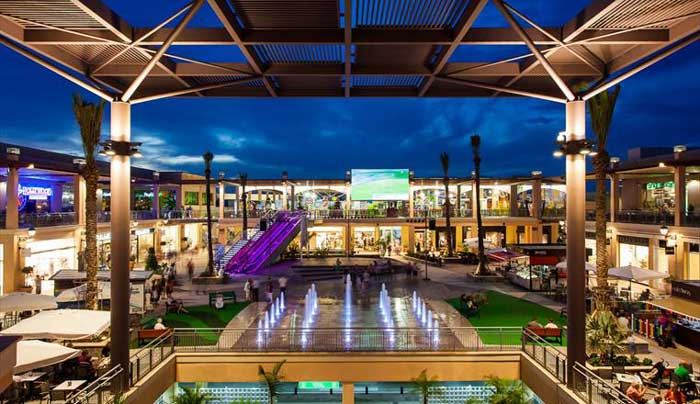 la zenia boulevard shopping centre bennecke